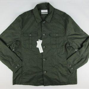 Calvin Klein Mens 2XL Transitional Shirt Jacket